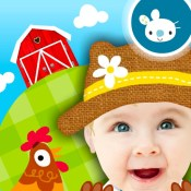 Baby Games - Animal Sounds Peekaboo