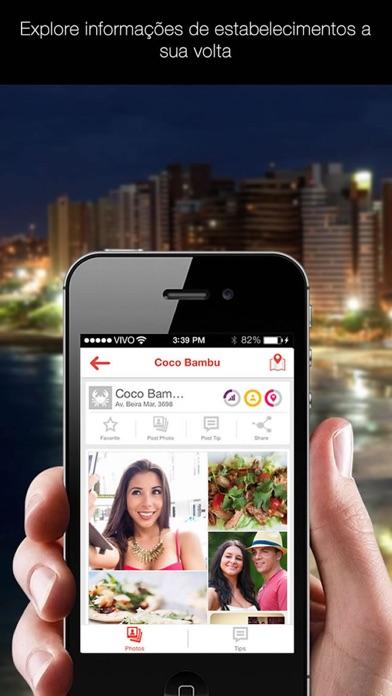 Screenshot do app Vibezone