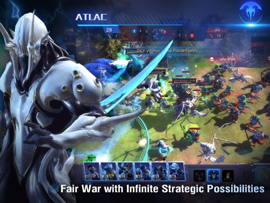 Art of War: Red Tides Screenshot