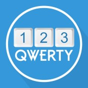 123QWERTY: Customize Alphanumeric Keyboard Keys