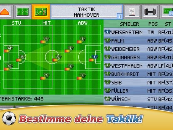 Fussball Pocket Manager 2017 Screenshot