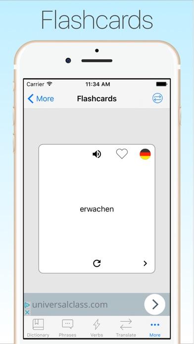 German english translator