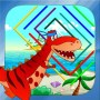 Dino Maze - Dinosaur Mazes Game for kids