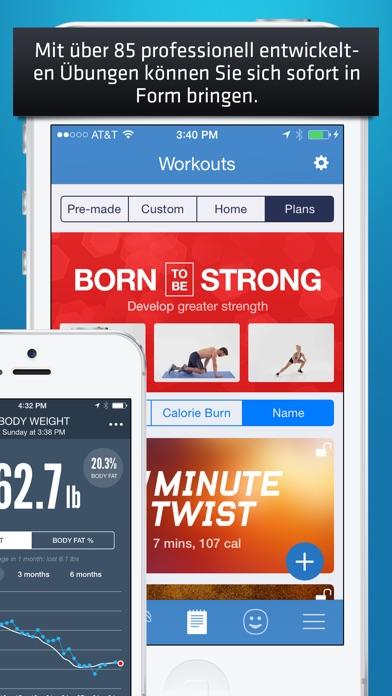 Fitness Freund Screenshot