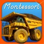 Forms of Transportation - A Montessori Vocabulary Exercise HD