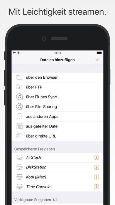 Infuse 4 Screenshot