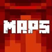 MinePE Maps PRO - Multiplayer Servers for Minecraft Pocket Edition PE with Maps, Mods & Seeds