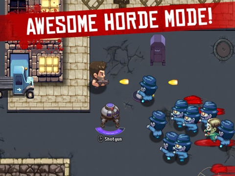 Age of Zombies™ Screenshot