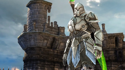 Infinity Blade Screenshot