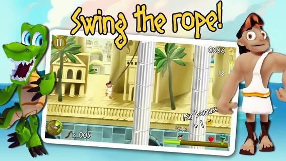Rope Escape Atlantis Screenshot