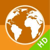 Translator HD : Translate from UK English to around sixty world languages (with speech recognition and text-to-speech)