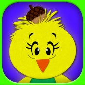 Chicken Little with WordWinks and Retell, Record & Share