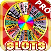 Spin to Win Wheel of Fortune Las Vegas Slots Pro