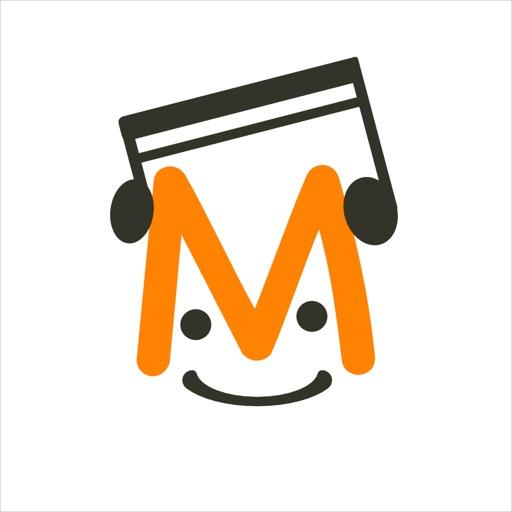 作業用BGM聴き放題の無料音楽アプリ Musicun ( ミュージクン )