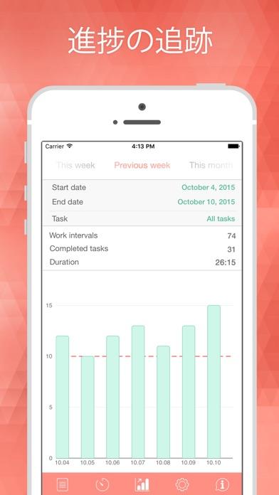 Be Focused Pro - 仕事および勉強用の Focus Timer Screenshot