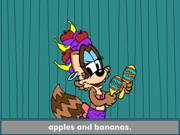 Apples and Bananas - Waterford's Rusty & Rosy and Friends
