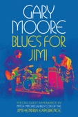 Gary Moore - Blues for Jimi  artwork