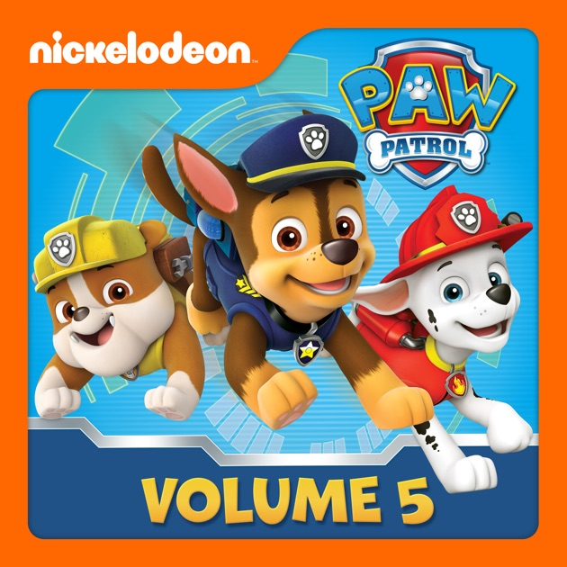 Pictures Of The Paw Patrol