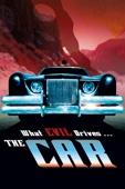Elliot Silverstein - The Car  artwork