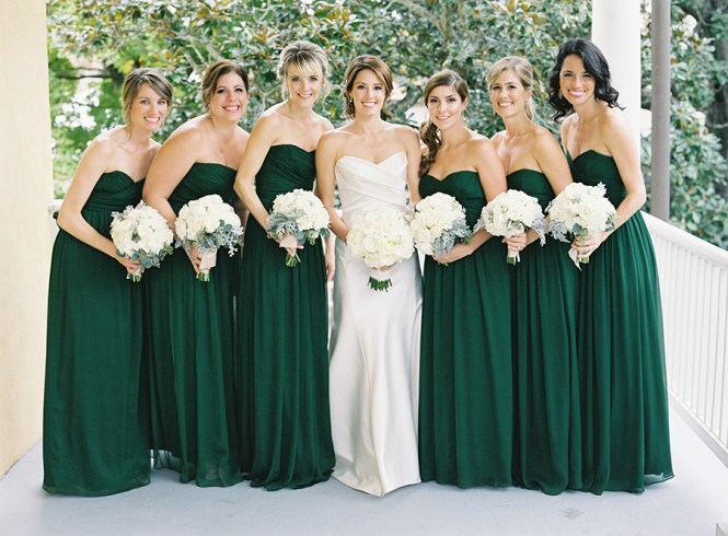 Green Wedding The Best Ideas For A Celebration