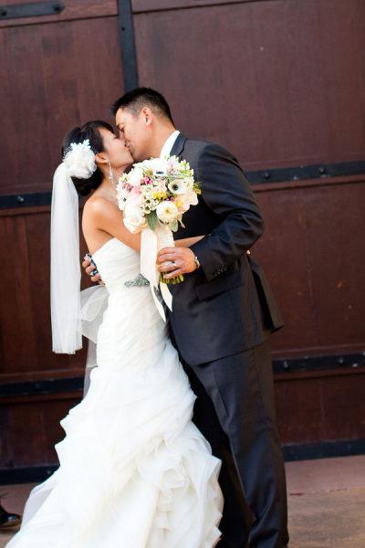 Weddings at Viansa winery