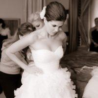Decoração: casamento branco, preto e prata