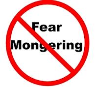 no fear montering  symbol