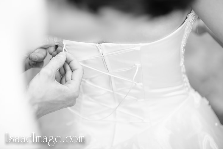 Wedding dress by IsaacImage