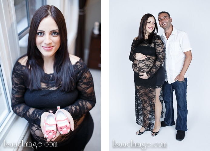 Maternity photography by IsaacImage