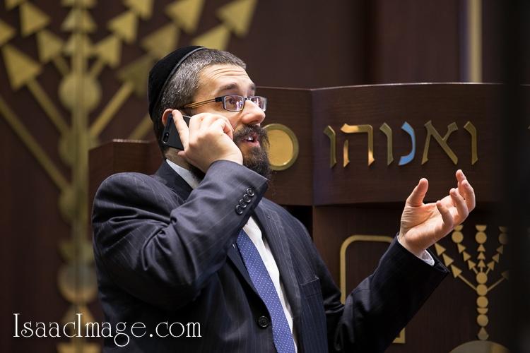 Rabbi Mendel Kaplan @Chabad Flamingo