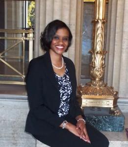Charlae Davis, Ph.D