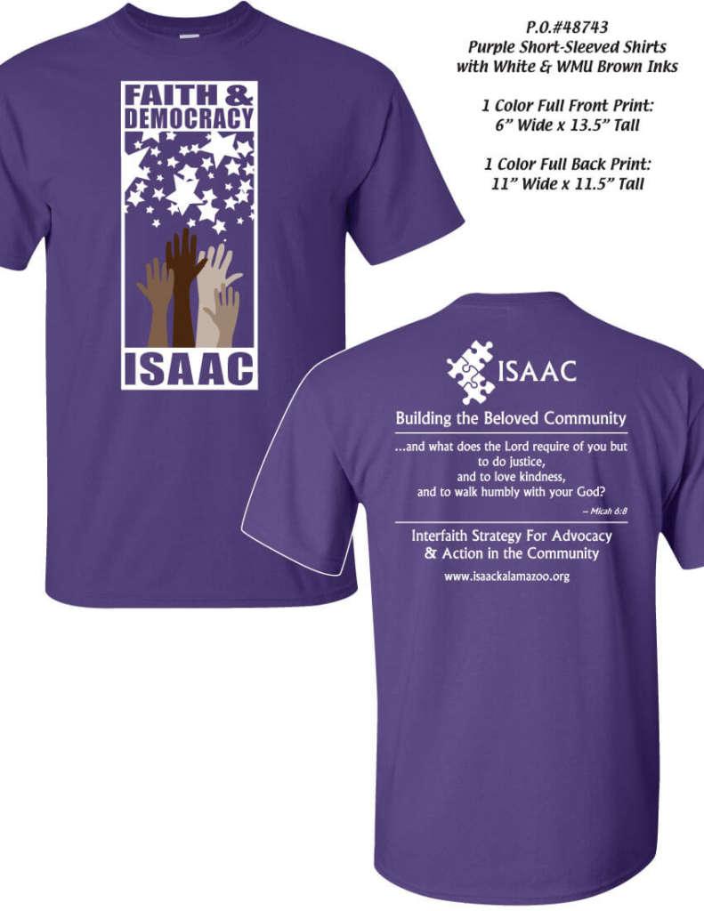 New Isaac T Shirts Isaac