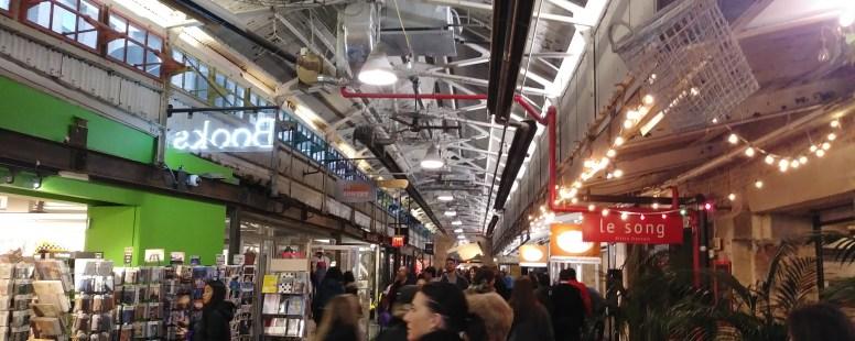 Chelsea Market New York City New York Isaac Kremer