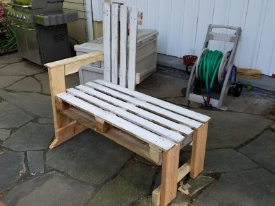 SOMA Bench – Maplewood, New Jersey