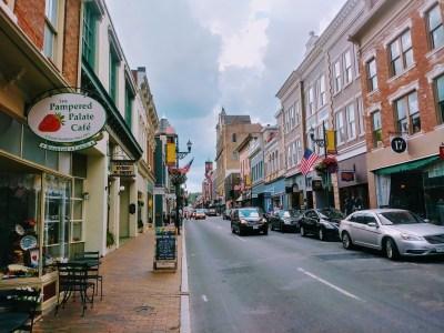 Downtown – Staunton, Virginia