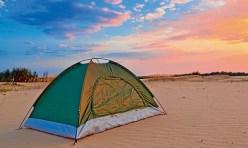 Camping In Abu Dhabi