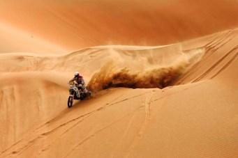 Abu Dhabi Wadi Bashing