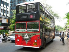 BEST Bus Service in Mumbai - Double Decker