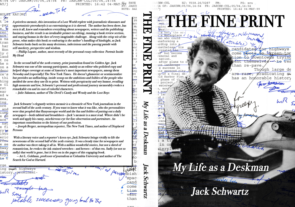 The Fine Print Finished Cover