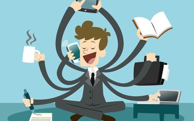 The Dangers of Multitasking and Why you Should Avoid It