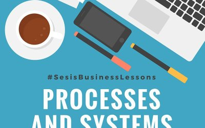 #SesisBusinessLessons2 Build Systems and Processes