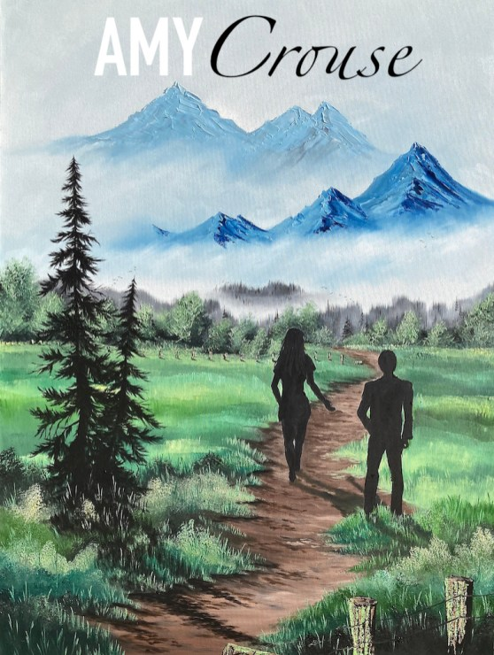 Come With Me 30x40