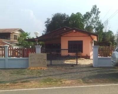 Buriram Village house