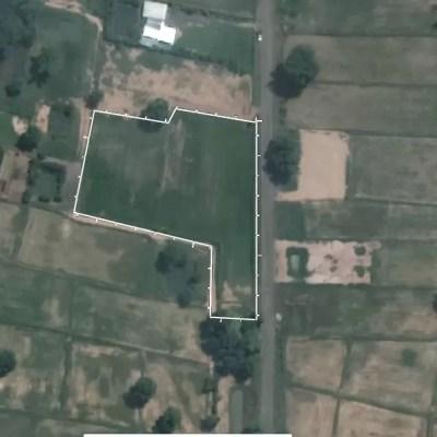 Buriram 4 rai of Prime land
