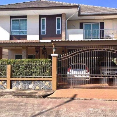 Udon Thani detached 3 Bedroom House