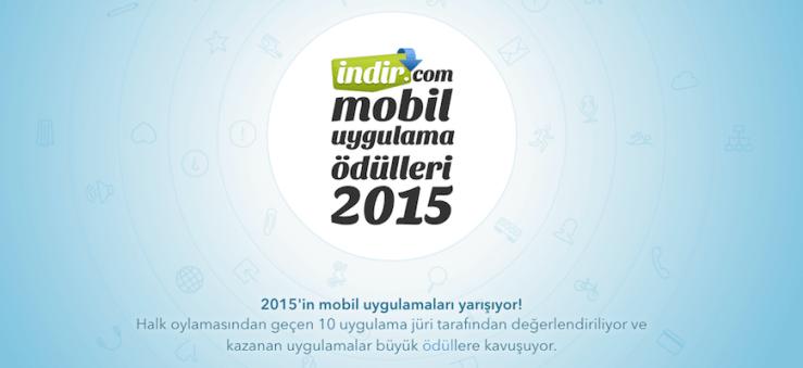 indir.com mobil uygulama yarışması