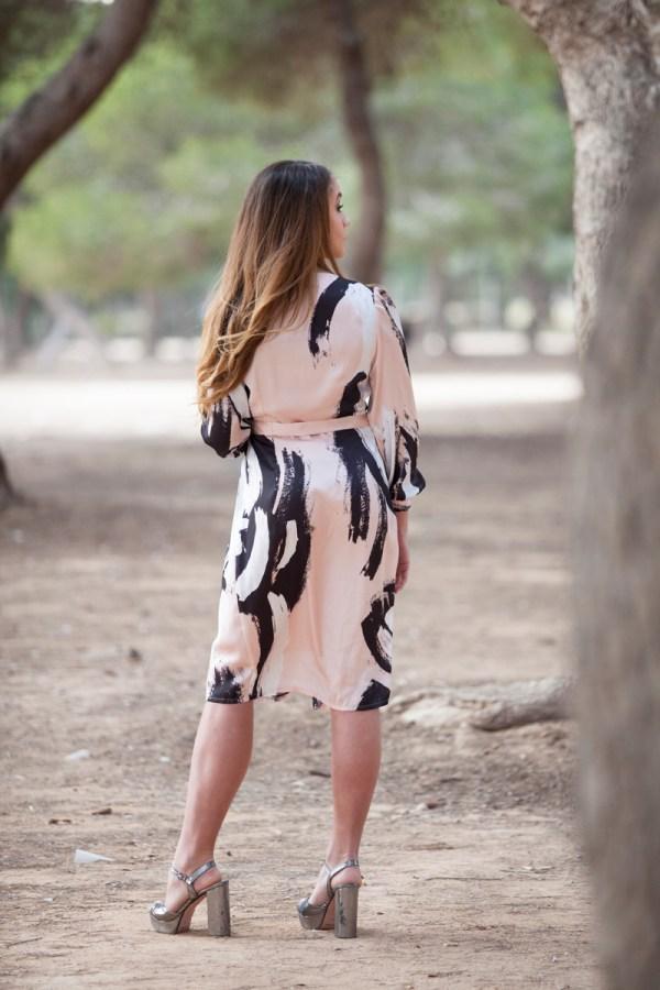 Vestido Mali