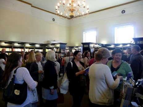 Flight Waterstones Launch 2015 #23 EC