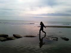 Stepping stones, Sandown