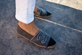 ON THE STREET LAS VEGAS | CHANEL Espadrilles